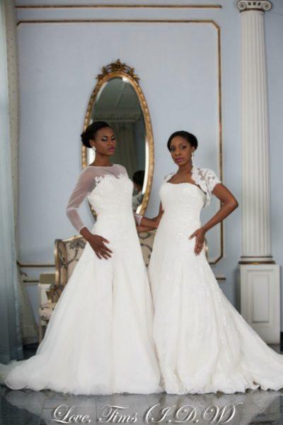 Wedding Dresses For Busty Brides 94 Inspirational  BellaNaija Love Tims
