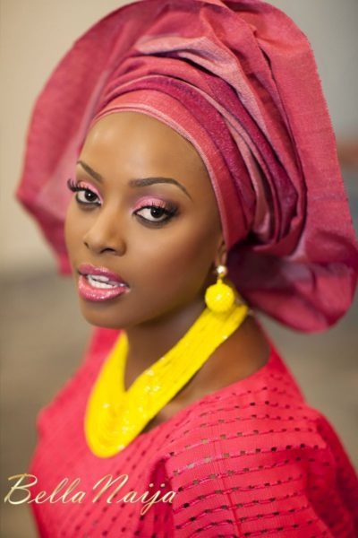 Makosi for GeeBalo Makeup & Beads Wed Expo - March 2013 - BellaNaija003