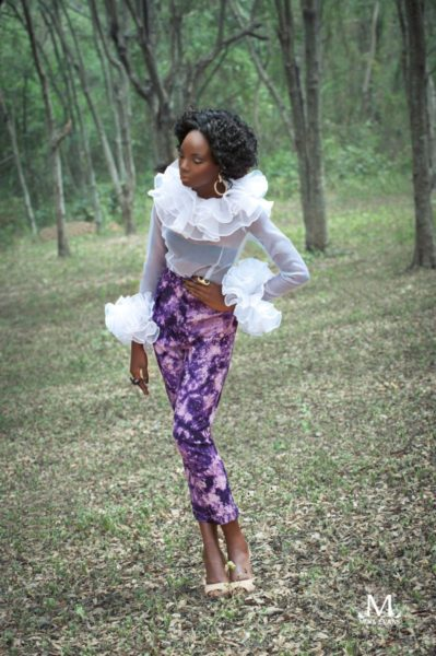 Mina Evans Lookbook - March2013 - BellaNaija013