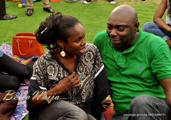 Segun & Julie Arinze