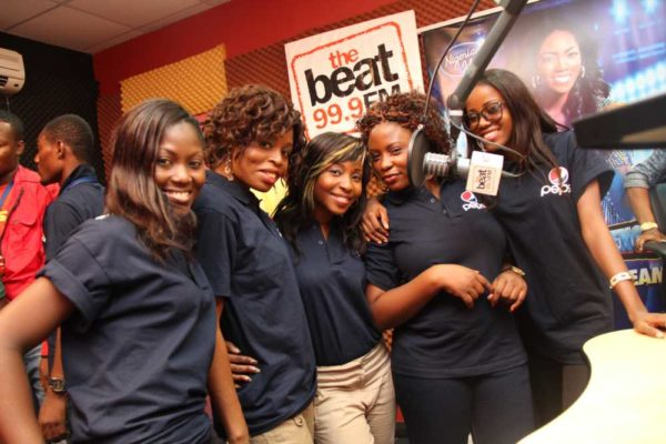 Nigerian Idol Contestants hang out with Wizkid -February 2013-BellaNaija012