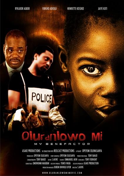 Oluranlowo Mi - My Benefator