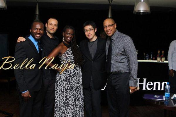 Micheal Olatuja, Liberty Ellman, Somi, Toru Dodo & Otis Brown