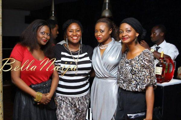 Rimi, Efua Oyofo, Lolade Awogbade & Davn