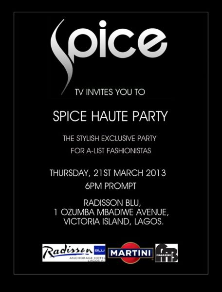 Spice Haute Party