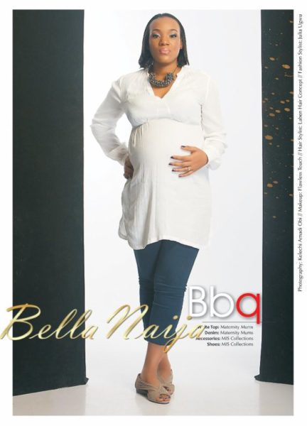 Tara Fela-Durotoye's Motherhood In-Style Magazine Cover Issue - BellaNaija011