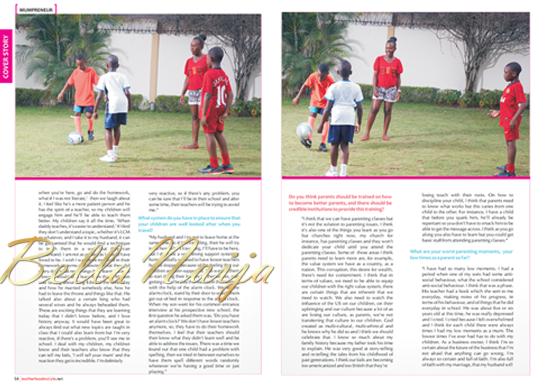 Tara Fela-Durotoye's Motherhood In-Style Magazine Cover Issue - BellaNaija04