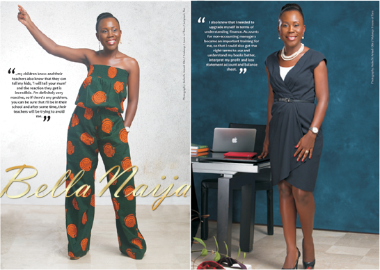 Tara Fela-Durotoye's Motherhood In-Style Magazine Cover Issue - BellaNaija06