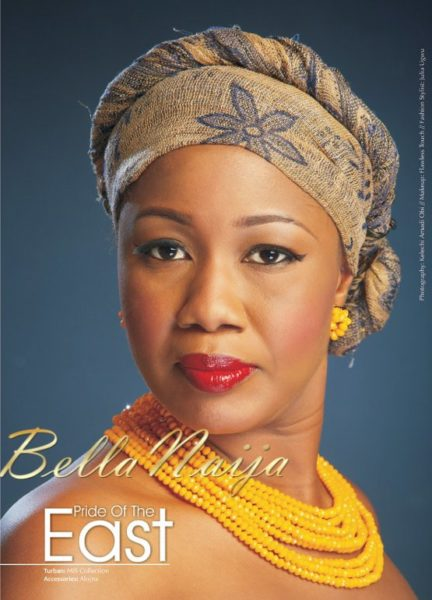 Tara Fela-Durotoye's Motherhood In-Style Magazine Cover Issue - BellaNaija13