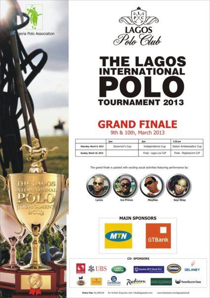 The Lagos Polo Tournament