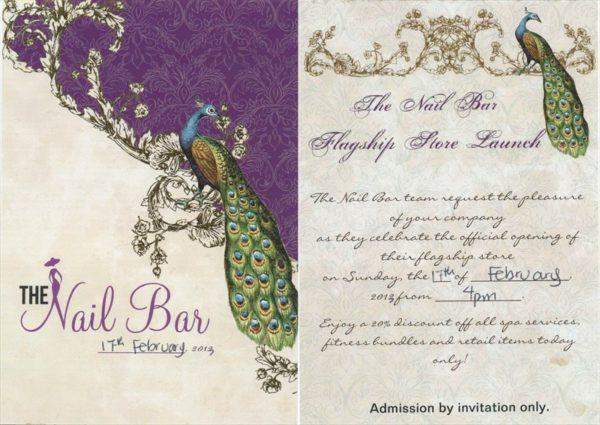 The Nail Bar Flagship Store Launch - BellaNaija