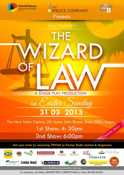 The Wizard of the Law