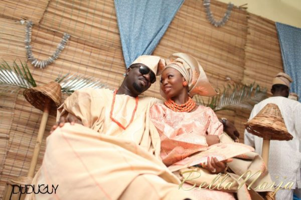 Tosin Alakija & Dotun Akinbode Traditional Engagement 1 - BellaNaija Weddings - March 2013 - BellaNaija166