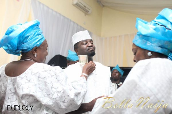 Tosin Alakija & Dotun Akinbode Traditional Engagement 1 - BellaNaija Weddings - March 2013 - BellaNaija250