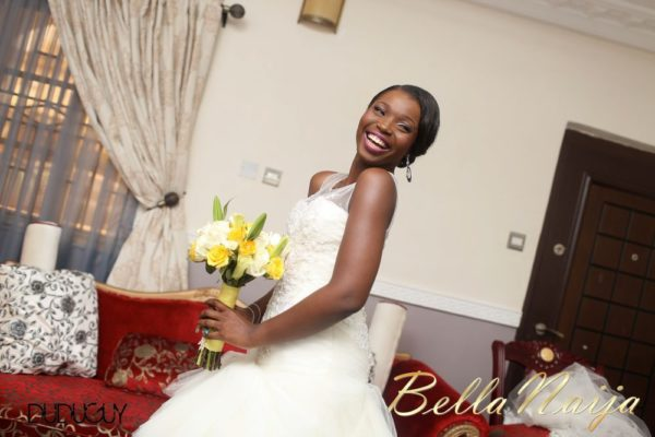 Tosin Alakija & Dotun Akinbode White Wedding 1 - March 2013 - BellaNaija052