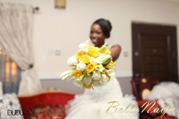 Tosin Alakija & Dotun Akinbode White Wedding 1 - March 2013 - BellaNaija054