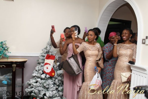 Tosin Alakija & Dotun Akinbode White Wedding 1 - March 2013 - BellaNaija057