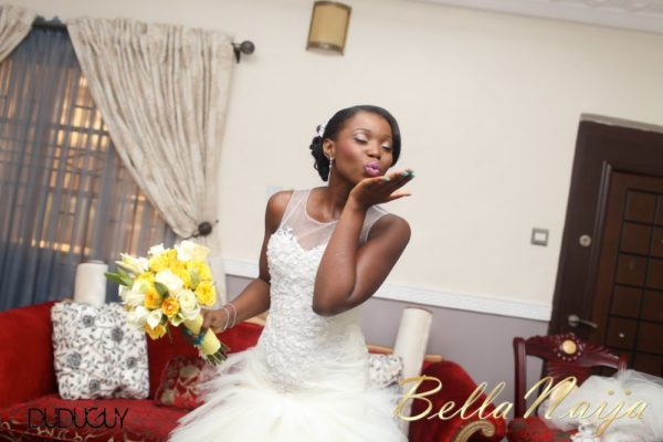 Tosin Alakija & Dotun Akinbode White Wedding 1 - March 2013 - BellaNaija059