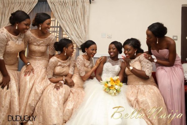 Tosin Alakija & Dotun Akinbode White Wedding 1 - March 2013 - BellaNaija066