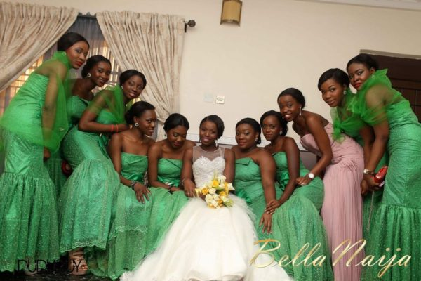 Tosin Alakija & Dotun Akinbode White Wedding 1 - March 2013 - BellaNaija067
