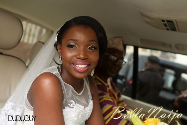 Tosin Alakija & Dotun Akinbode White Wedding 1 - March 2013 - BellaNaija074