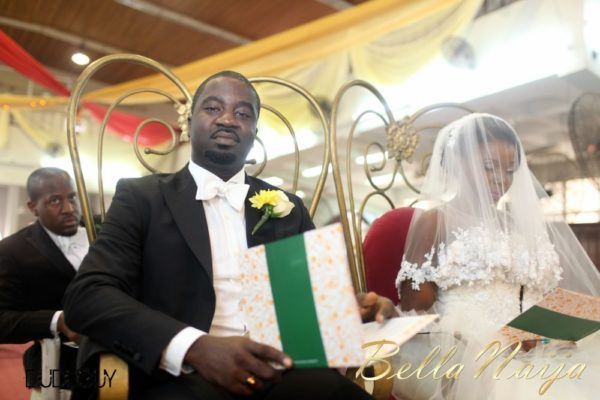 Tosin Alakija & Dotun Akinbode White Wedding 1 - March 2013 - BellaNaija082