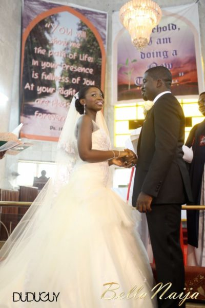 Tosin Alakija & Dotun Akinbode White Wedding 1 - March 2013 - BellaNaija085