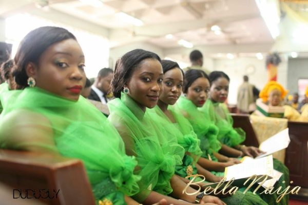 Tosin Alakija & Dotun Akinbode White Wedding 1 - March 2013 - BellaNaija092