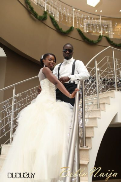 Tosin Alakija & Dotun Akinbode White Wedding 1 - March 2013 - BellaNaija154