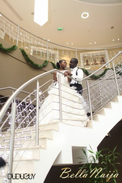 Tosin Alakija & Dotun Akinbode White Wedding 1 - March 2013 - BellaNaija156