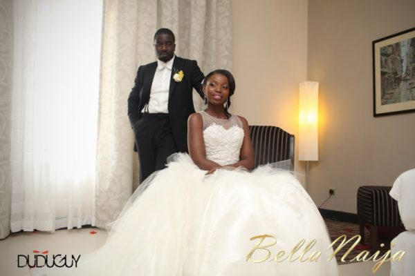Tosin Alakija & Dotun Akinbode White Wedding 1 - March 2013 - BellaNaija167