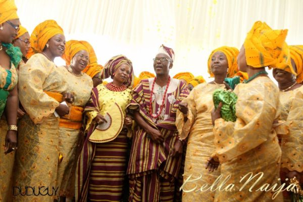 Tosin Alakija & Dotun Akinbode White Wedding 1 - March 2013 - BellaNaija185
