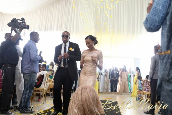 Tosin Alakija & Dotun Akinbode White Wedding 1 - March 2013 - BellaNaija189