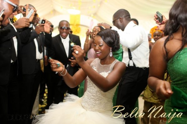 Tosin Alakija & Dotun Akinbode White Wedding 1 - March 2013 - BellaNaija207