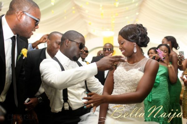 Tosin Alakija & Dotun Akinbode White Wedding 1 - March 2013 - BellaNaija209