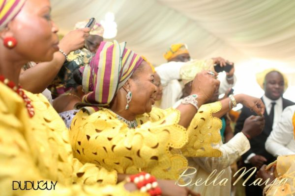 Tosin Alakija & Dotun Akinbode White Wedding 1 - March 2013 - BellaNaija210