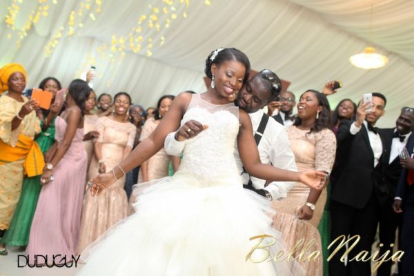 Tosin Alakija & Dotun Akinbode White Wedding 1 - March 2013 - BellaNaija214