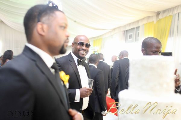 Tosin Alakija & Dotun Akinbode White Wedding 1 - March 2013 - BellaNaija216