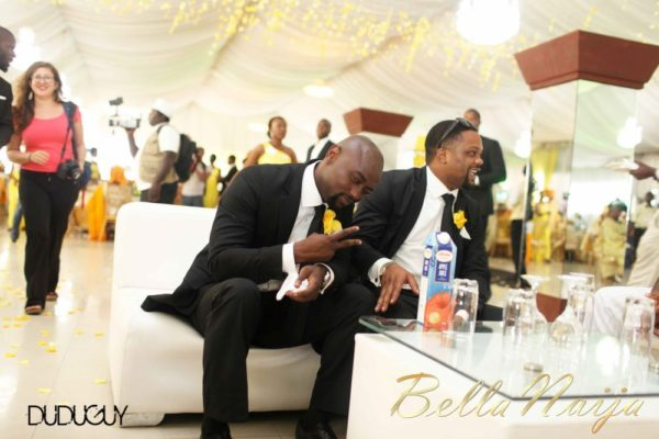 Tosin Alakija & Dotun Akinbode White Wedding 1 - March 2013 - BellaNaija220