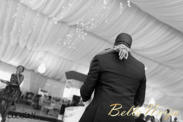 Tosin Alakija & Dotun Akinbode White Wedding 1 - March 2013 - BellaNaija225
