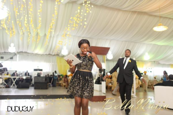 Tosin Alakija & Dotun Akinbode White Wedding 1 - March 2013 - BellaNaija230