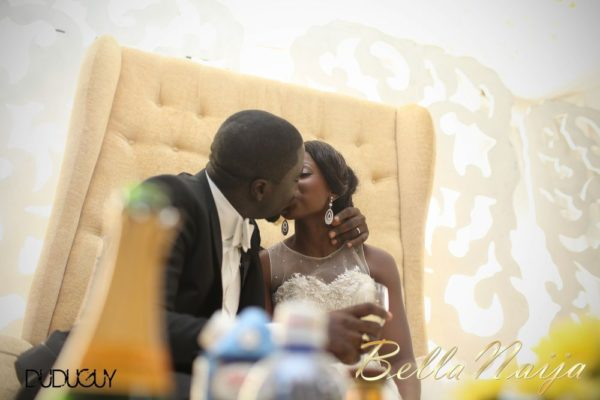 Tosin Alakija & Dotun Akinbode White Wedding 1 - March 2013 - BellaNaija238