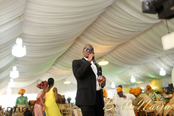 Tosin Alakija & Dotun Akinbode White Wedding 1 - March 2013 - BellaNaija242