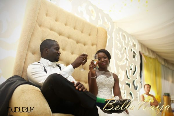 Tosin Alakija & Dotun Akinbode White Wedding 1 - March 2013 - BellaNaija243