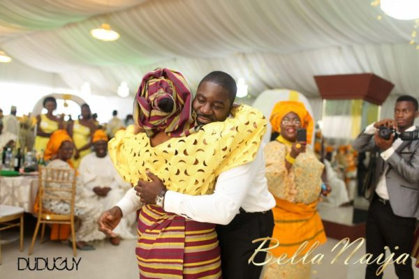 Tosin Alakija & Dotun Akinbode White Wedding 1 - March 2013 - BellaNaija249
