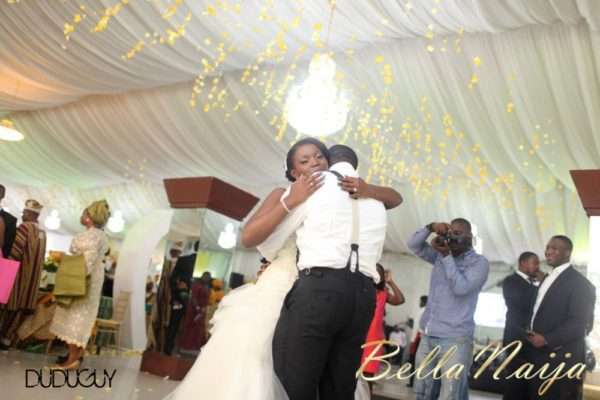 Tosin Alakija & Dotun Akinbode White Wedding 1 - March 2013 - BellaNaija253