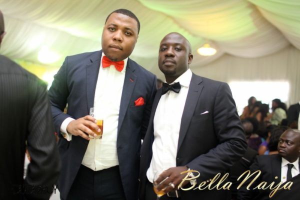 Tosin Alakija & Dotun Akinbode White Wedding 1 - March 2013 - BellaNaija299