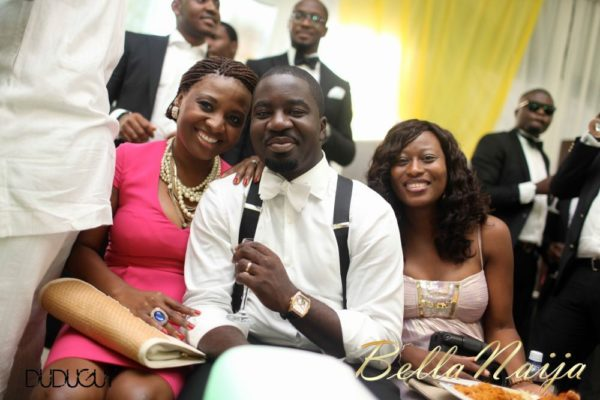 Tosin Alakija & Dotun Akinbode White Wedding 1 - March 2013 - BellaNaija302