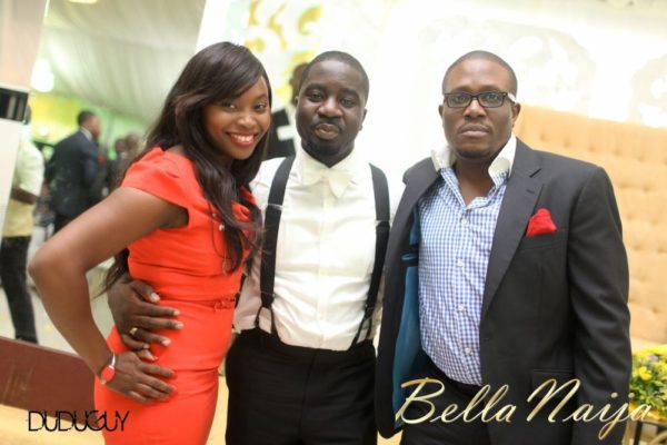 Tosin Alakija & Dotun Akinbode White Wedding 1 - March 2013 - BellaNaija308
