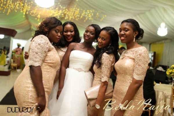 Tosin Alakija & Dotun Akinbode White Wedding 1 - March 2013 - BellaNaija309